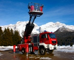 Northern Italy relies on Metz Aerial ladders